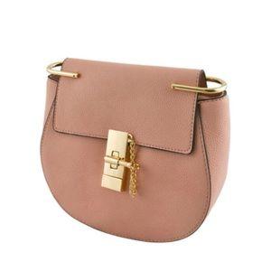 66f3773bf4c Boutique Brands Bags - ROSE DESIGNER INSPIRED 🗝 FAUX LEATHER SADDLE BAG